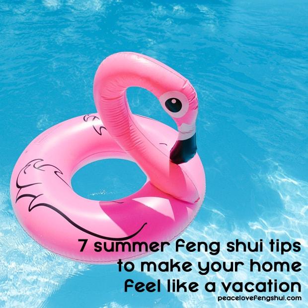 summer feng shui