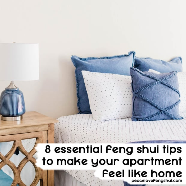 feng shui apartment tips