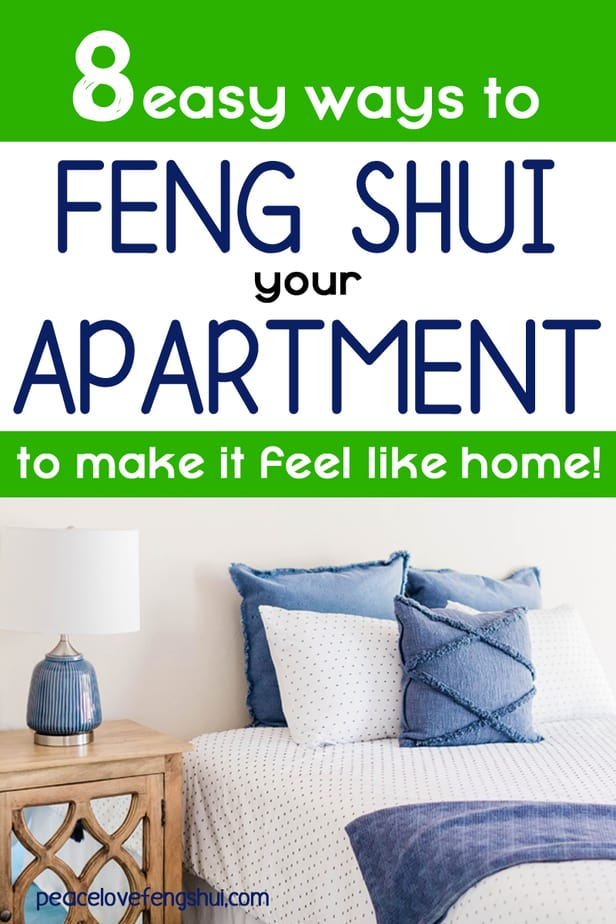 how to feng shui apartment