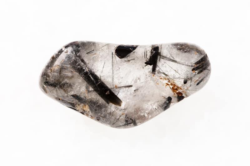 tourmalinated quartz program for luck