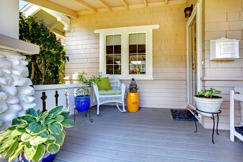 best feng shui plants front door