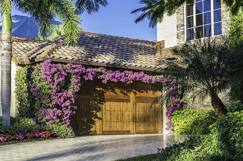 garage door color feng shui