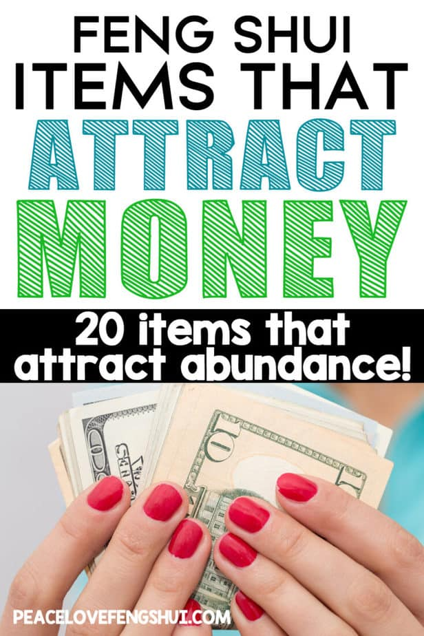 feng shui items for attracting wealth and abundance