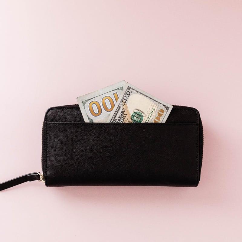 feng shui for abundance (wallet tips!)