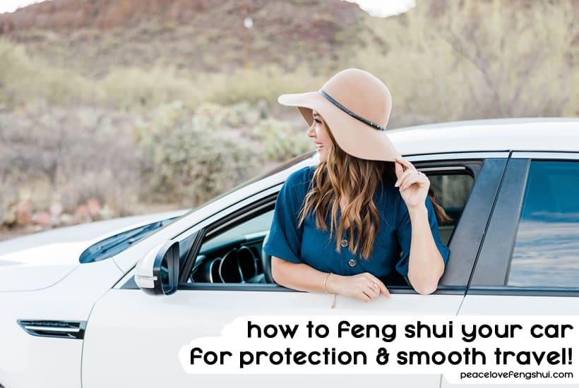feng shui your car